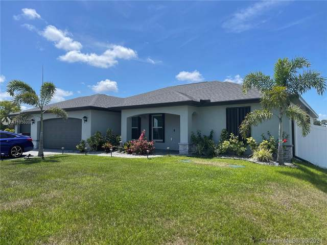 4206 NW 34th Terrace, Cape Coral, FL 33993 (MLS #A11036000) :: GK Realty Group LLC