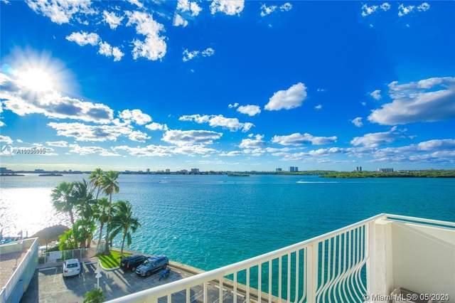 10350 W Bay Harbor Dr 5C, Bay Harbor Islands, FL 33154 (MLS #A11036022) :: Compass FL LLC