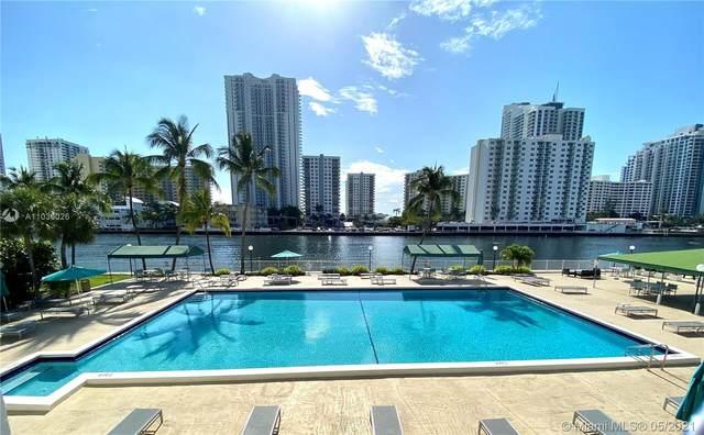 1000 Parkview Dr #1001, Hallandale Beach, FL 33009 (MLS #A11036026) :: GK Realty Group LLC