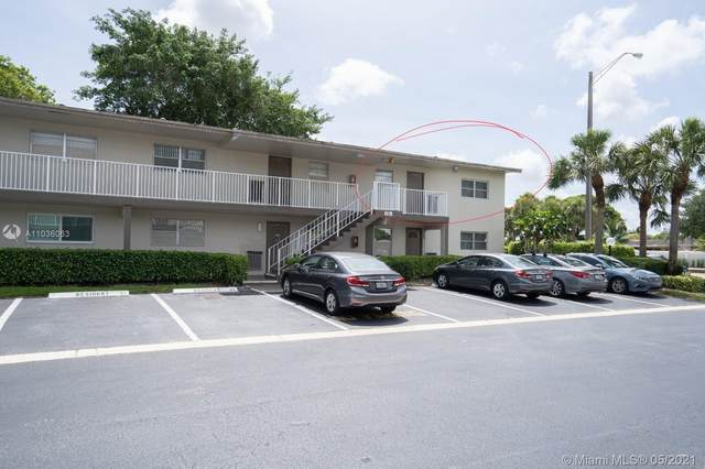 550 NW 80th Ave #208, Margate, FL 33063 (MLS #A11036063) :: The Teri Arbogast Team at Keller Williams Partners SW