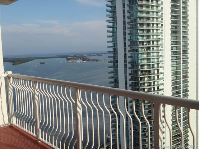 1200 Brickell Bay Dr #3703, Miami, FL 33131 (MLS #A11036066) :: Compass FL LLC