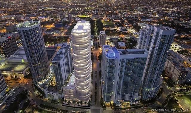 488 NE 18th St #3702, Miami, FL 33132 (MLS #A11036075) :: Equity Advisor Team