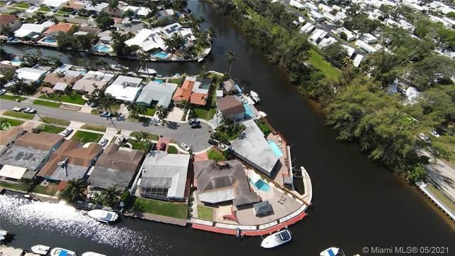 1452 Nautilus Isle, Dania Beach, FL 33004 (MLS #A11036078) :: The Riley Smith Group