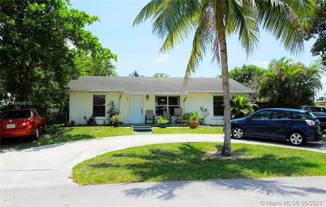 4432 N Mars Ave, West Palm Beach, FL 33406 (#A11036132) :: Posh Properties
