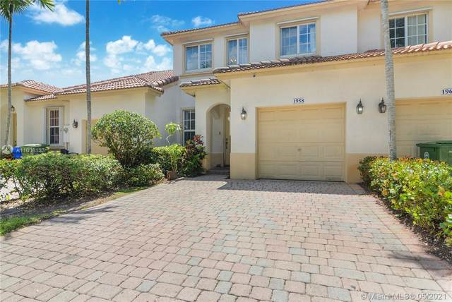 1958 NW 79th Way #1958, Pembroke Pines, FL 33024 (MLS #A11036133) :: The Rose Harris Group