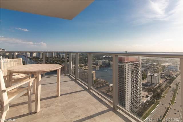 4010 S Ocean Dr T3608, Hollywood, FL 33019 (MLS #A11036141) :: Berkshire Hathaway HomeServices EWM Realty