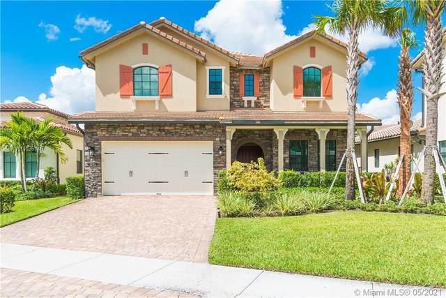 1282 SW 113th Way, Pembroke Pines, FL 33025 (MLS #A11036146) :: Douglas Elliman