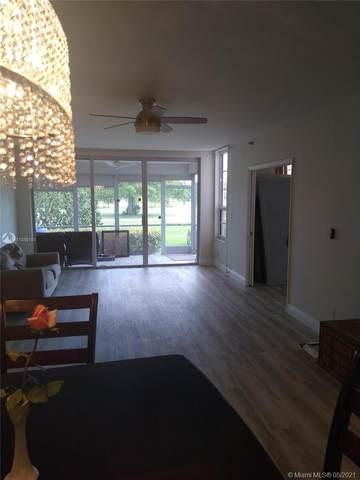 3520 Oaks Way #105, Pompano Beach, FL 33069 (MLS #A11036193) :: Prestige Realty Group