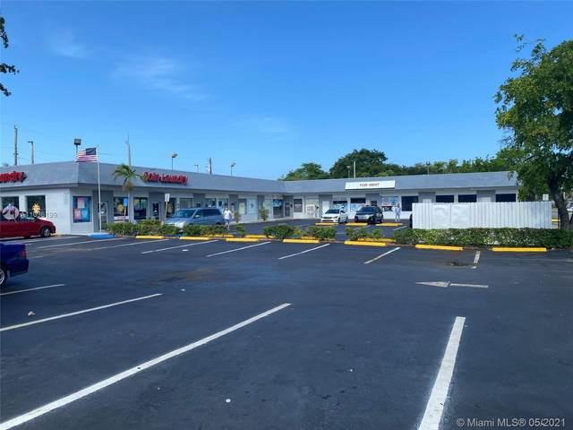 265 S Federal Hwy, Dania Beach, FL 33004 (MLS #A11036199) :: The Rose Harris Group