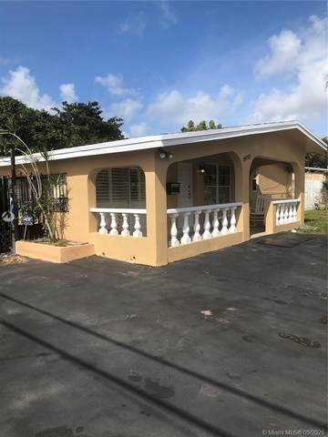 18710 NW 32nd Ave, Miami Gardens, FL 33056 (MLS #A11036204) :: Team Citron