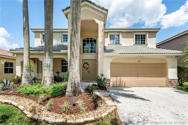 1146 Croton Ct, Weston, FL 33327 (MLS #A11036221) :: Green Realty Properties