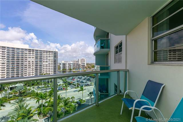 3801 S Ocean Dr 11S, Hollywood, FL 33019 (MLS #A11036222) :: The Howland Group