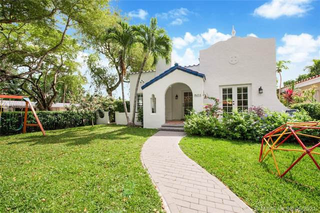 1503 Pizarro St, Coral Gables, FL 33134 (MLS #A11036231) :: The Rose Harris Group