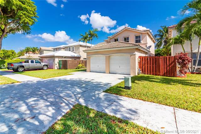 16303 SW 81st St, Miami, FL 33193 (MLS #A11036236) :: The Rose Harris Group
