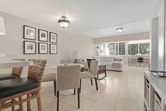 1916 SW 17th Ave #34, Miami, FL 33145 (MLS #A11036238) :: Compass FL LLC