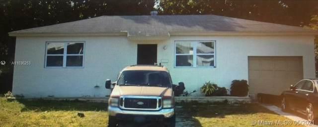 1360 NE 157th St, North Miami Beach, FL 33162 (MLS #A11036253) :: Natalia Pyrig Elite Team | Charles Rutenberg Realty