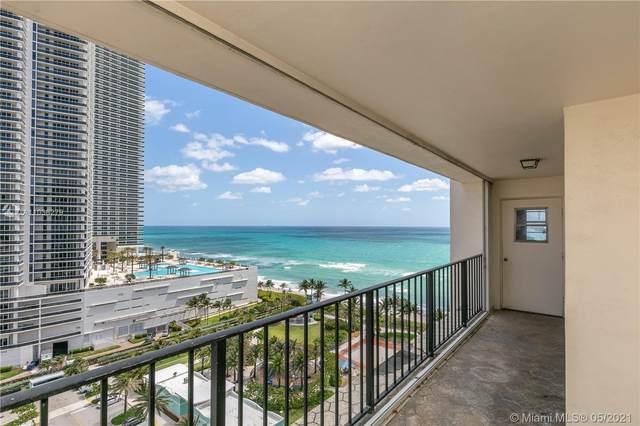 1880 S Ocean Dr Ts604, Hallandale Beach, FL 33009 (MLS #A11036279) :: Compass FL LLC