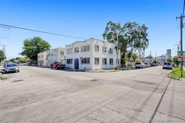 103 NW 9th Ave, Miami, FL 33128 (MLS #A11036330) :: Berkshire Hathaway HomeServices EWM Realty