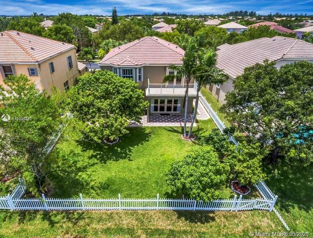 5063 SW 163rd Ave, Miramar, FL 33027 (MLS #A11036341) :: The Riley Smith Group