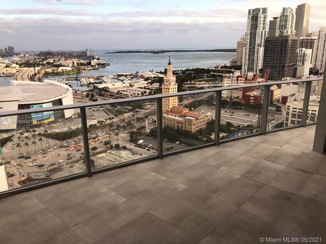 851 NE 1st Ave #2609, Miami, FL 33132 (MLS #A11036431) :: Prestige Realty Group