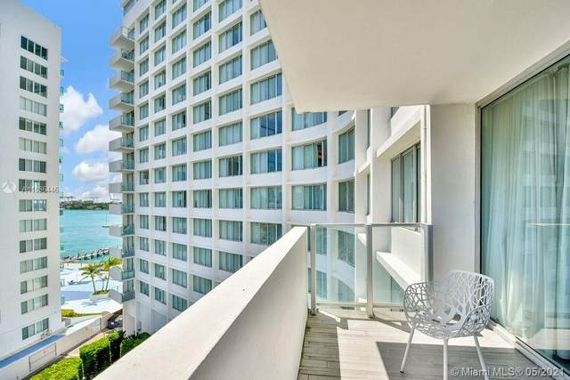 1100 West Ave #701, Miami Beach, FL 33139 (MLS #A11036446) :: Compass FL LLC