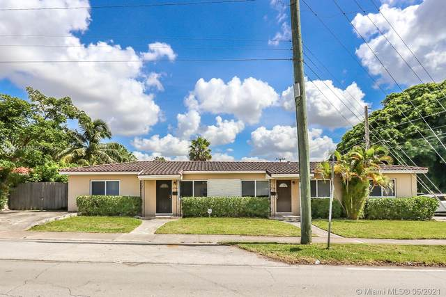2796 SW 32nd Ave, Miami, FL 33133 (MLS #A11036467) :: The Teri Arbogast Team at Keller Williams Partners SW