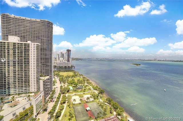 1717 N Bayshore Dr A-3340, Miami, FL 33132 (MLS #A11036488) :: The Howland Group