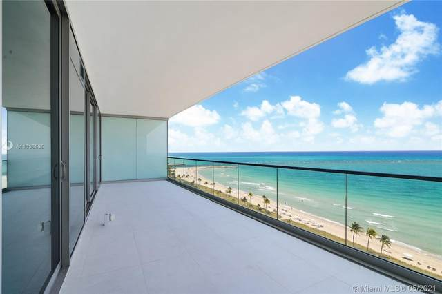 10203 Collins Ave #1203, Bal Harbour, FL 33154 (MLS #A11036505) :: Equity Realty