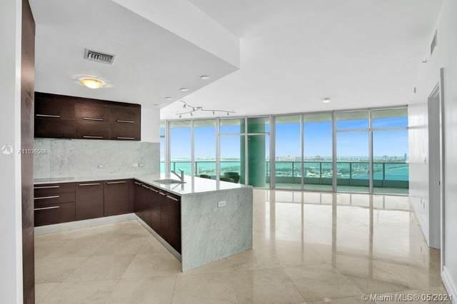 900 Biscayne Blvd #3706, Miami, FL 33132 (MLS #A11036508) :: Compass FL LLC