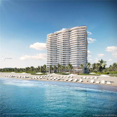 1116 N Ocean Blvd #1803, Pompano Beach, FL 33062 (MLS #A11036509) :: Compass FL LLC