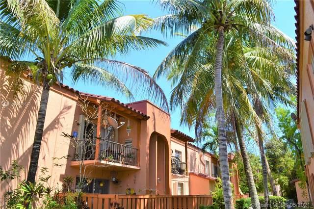 7110 Fairway Dr L13, Miami Lakes, FL 33014 (MLS #A11036527) :: Albert Garcia Team