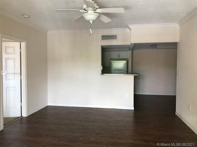 215 SW 117th Ter #14205, Pembroke Pines, FL 33025 (MLS #A11036545) :: Equity Realty