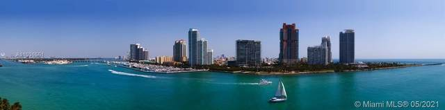 6800 Fisher Island Dr #6873, Miami Beach, FL 33109 (MLS #A11036551) :: United Realty Group