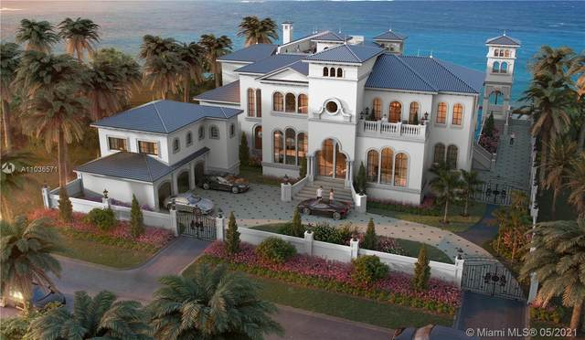 5465 W Pine Tree Dr, Miami Beach, FL 33140 (MLS #A11036571) :: Prestige Realty Group