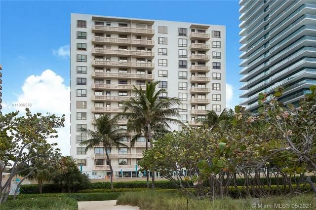 10185 Collins Ave #710, Bal Harbour, FL 33154 (MLS #A11036578) :: Compass FL LLC