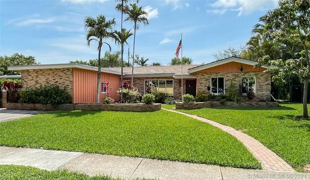 12479 Keystone Rd, North Miami, FL 33181 (MLS #A11036580) :: The Teri Arbogast Team at Keller Williams Partners SW