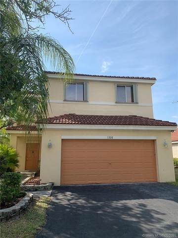 1326 Majesty Ter, Weston, FL 33327 (MLS #A11036600) :: The Rose Harris Group