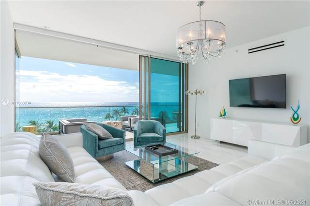 10203 Collins Ave #503, Bal Harbour, FL 33154 (MLS #A11036634) :: United Realty Group