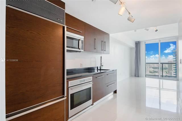 465 Brickell Ave #4904, Miami, FL 33131 (MLS #A11036636) :: Castelli Real Estate Services