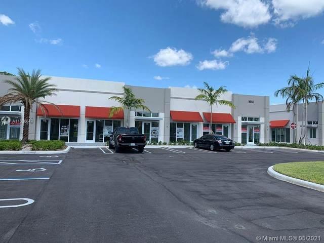9610 Stirling Rd, Cooper City, FL 33024 (MLS #A11036643) :: GK Realty Group LLC