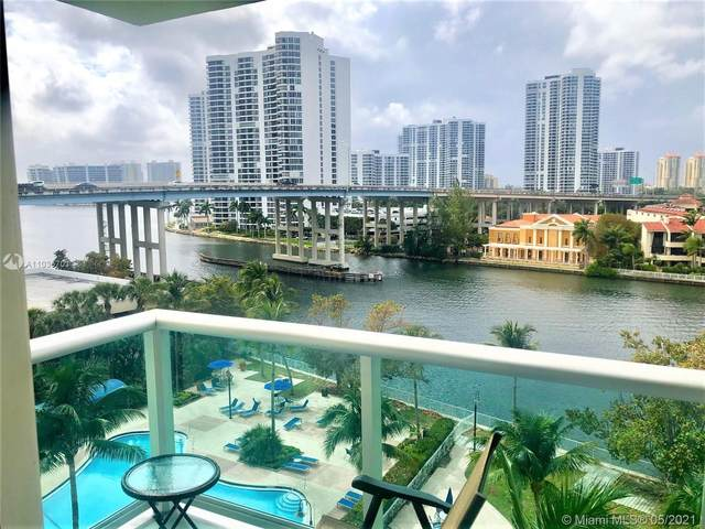19390 Collins Ave #711, Sunny Isles Beach, FL 33160 (MLS #A11036701) :: The Riley Smith Group