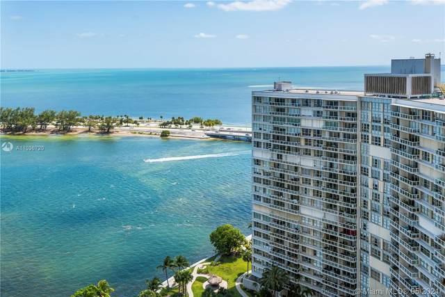 2333 Brickell Ave #2812, Miami, FL 33129 (MLS #A11036720) :: Compass FL LLC