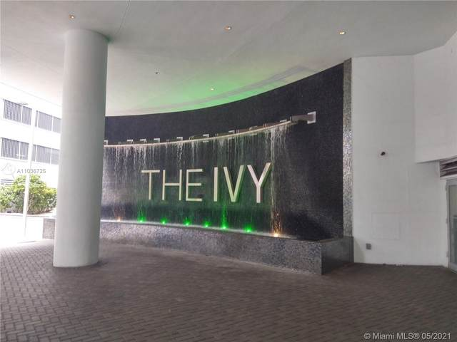 90 SW 3rd St #2115, Miami, FL 33130 (MLS #A11036725) :: The Howland Group