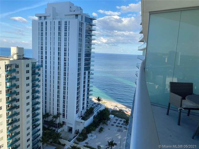 4111 S Ocean Dr #1410, Hallandale Beach, FL 33019 (MLS #A11036735) :: Compass FL LLC