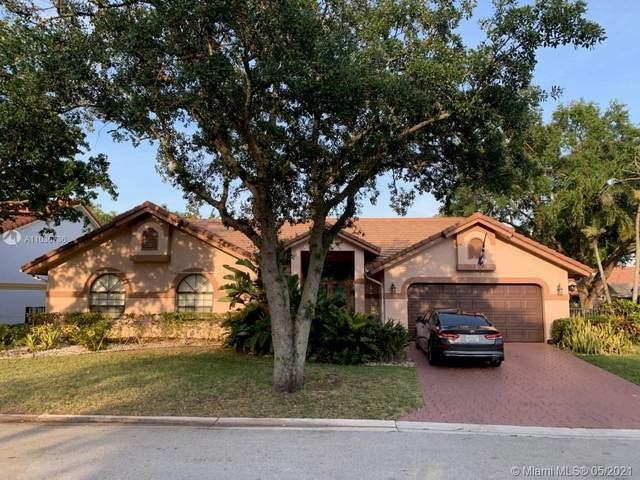 2107 Cherry Hills Way, Coral Springs, FL 33071 (MLS #A11036736) :: The Rose Harris Group