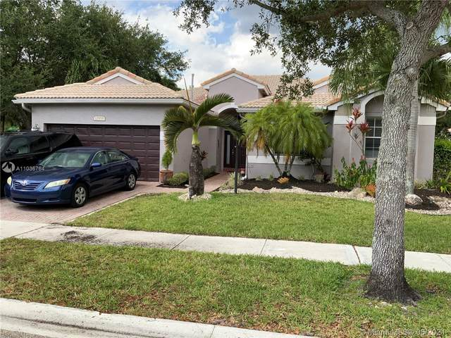 12959 NW 18th Ct, Pembroke Pines, FL 33028 (MLS #A11036764) :: Equity Realty