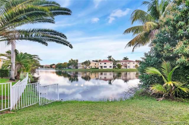 12883 SW 24th St, Miramar, FL 33027 (MLS #A11036784) :: Search Broward Real Estate Team