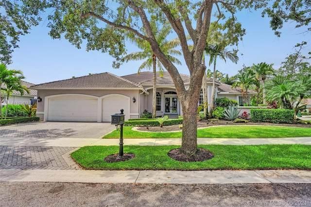 1682 Island Way, Weston, FL 33326 (MLS #A11036787) :: Green Realty Properties