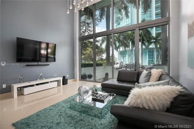 6000 Collins Ave #116, Miami Beach, FL 33140 (MLS #A11036795) :: The Howland Group