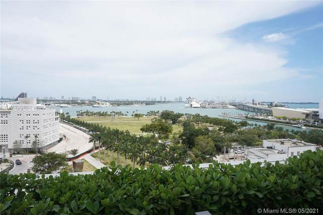 1040 Biscayne Blvd. #2708, Miami, FL 33132 (MLS #A11036802) :: Equity Advisor Team